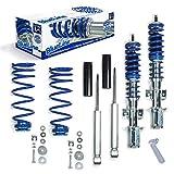 JOM Car Parts & Car Hifi GmbH 741106 Blueline Gewindefahrwerk