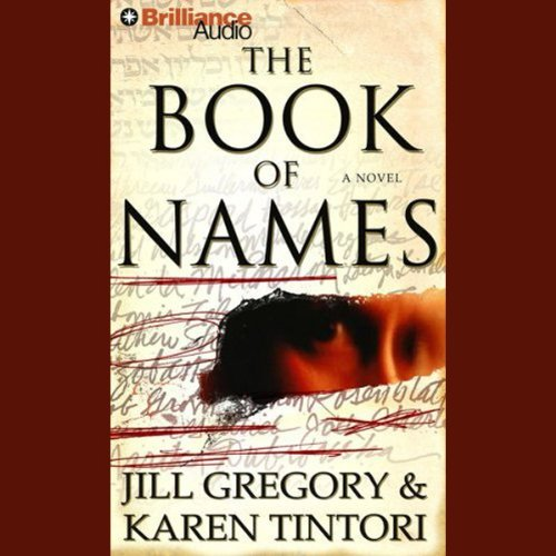 The Book of Names audiobook cover art