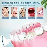 Zoom IMG-1 idropulsore dentale portatile irrigatore orale