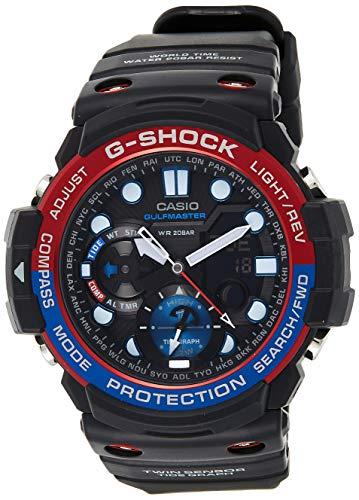 Casio Uomo G SHOCK GULFMASTER Analogico-Digitale Sport Di quarzo Reloj (Modelo de Asia) GN-1000-1A