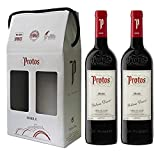 Protos Roble, Estuche Vino Tinto 2 botellas 75cl