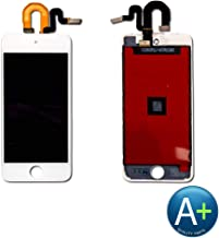 Touch Screen Digitizer and LCD for Apple iPod Touch 5 and iPod Touch 6 - White (A1509, A1421, A1574)
