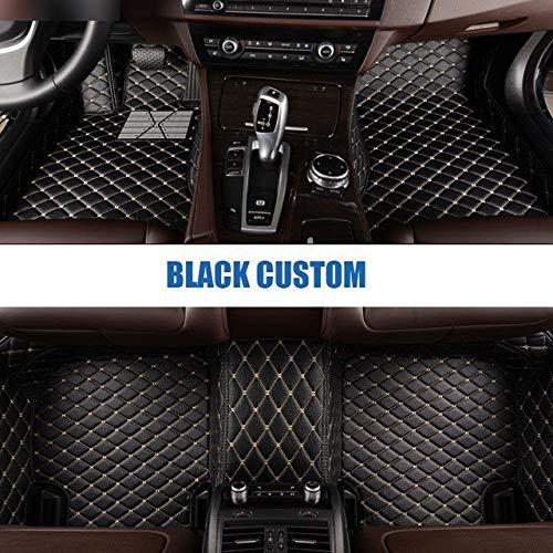 ZYDSD Q7 Coche Estera del Piso for For Audi A5 Sportback A3 A4 B5 B7 Avant 2007 A6 C6 4f Q3 Q5 TT Mk1 Accesorios Alfombra Alfombras para Autos SUV camión y camioneta (Color Name : Color 7)