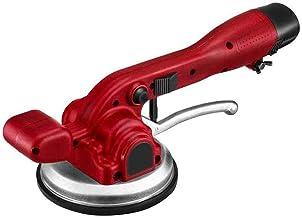 GzxLaY Máquina de nivelación automática de Azulejos de 12 V, vibrador portátil de Azulejos, vibrador eléctrico portátil para Azulejos y baldosas,2 Battery