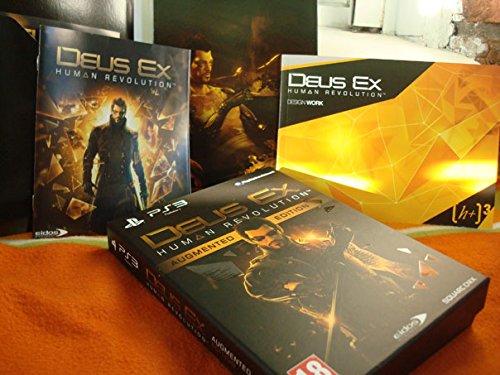 Gra PS3 Deus Ex Bunt Ludzkosci Augmented Ed.