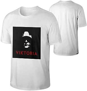 Marduk - Viktoria Classic Mens Tops Short Sleeve Tshirts White