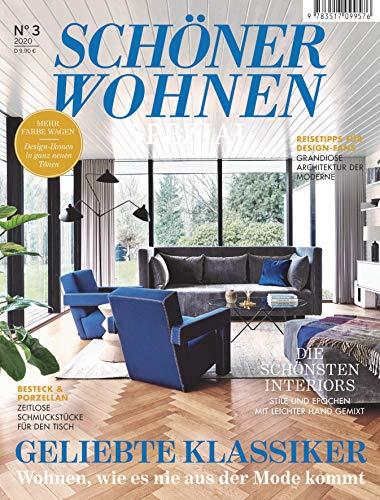 Schöner Wohnen Spezial Nr. 3/2020: Design-Klassiker