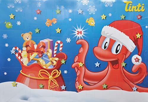 Tinti Adventskalender - Badespaß für Kinder, 1 St