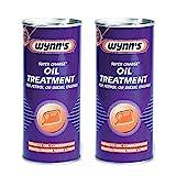 wynn's 2 x Super Charge Oil Treatment 425ml