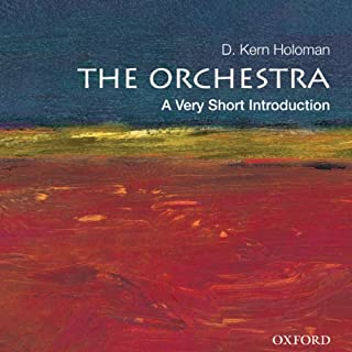The Orchestra cover art