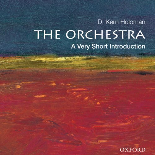 The Orchestra audiobook cover art