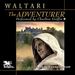 The Adventurer audiobook cover art