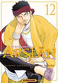 The Heroic Legend of Arslân,  tome 12 par Hiromu Arakawa