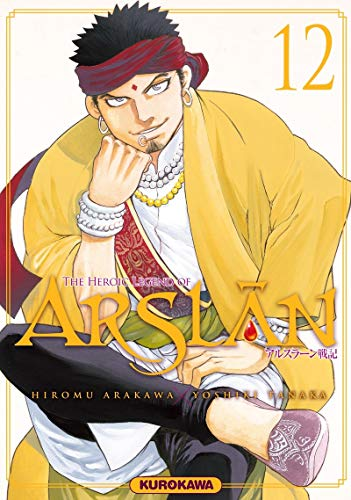 Arslān Edition simple Tome 12