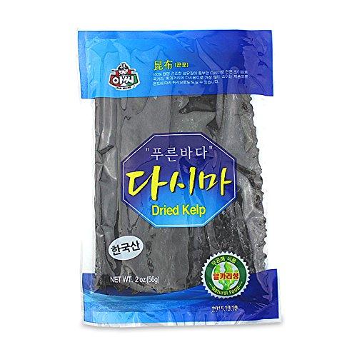 assi Dried Kelp, 2 Ounce