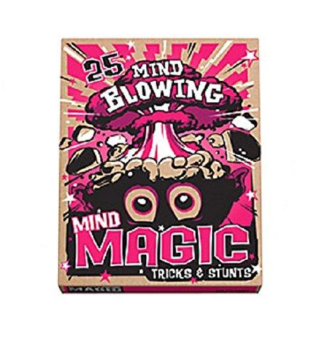Marvin de Magic Mind Magic Tricks et Cascades