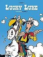 Lucky Luke - Intégrales - tome 21 - Lucky Luke Intégrale T21 de Léturgie Jean