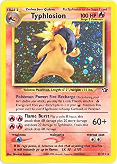 neo genesis pokemon cards