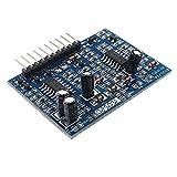 harayaa Conmutador Inversor EG7500 Placa de Controlador de Potencia Compatible con KA7500