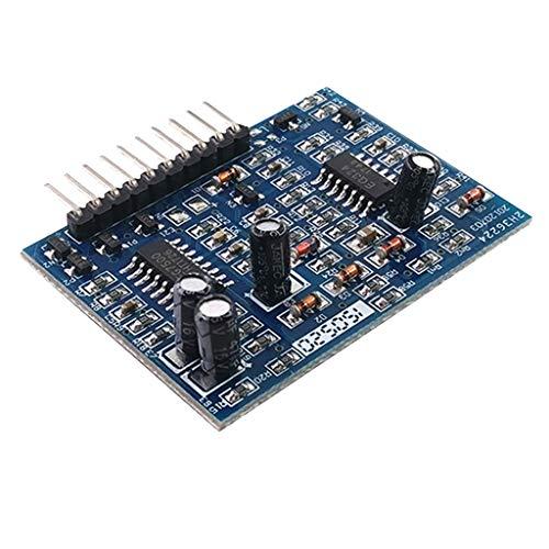 yotijar Tarjeta de Alimentación Del Controlador de Impulso Del Interruptor Inversor EG7500 Compatible con KA7500