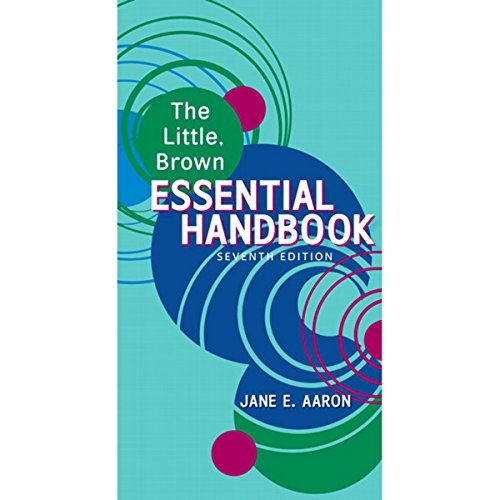 VangoNotes for The Little, Brown Essential Handbook, 7/e audiobook cover art