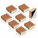AAB Cooling Ram Heatsink 1 - ensemble de 8 radiateurs compacts pour GPU et d'autres...