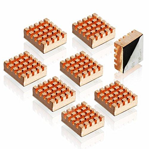 AABCOOLING Ram Heatsink 2 - das Passiv-Kühler-Set für Grafikkarten aus Kupfer