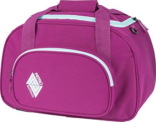 Nitro Sporttasche Duffle Bag XS, Schulsporttasche, Reisetasche, Weekender, Fitnesstasche, 40 x 23 x 23 cm, 35 L, 1131-878019_ Grateful Pink