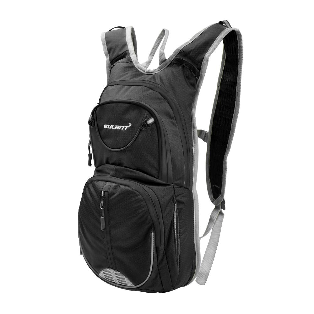 EULANT Hiking Backpack 15L Outdoor Bag Lightweight Waterproof Rucksack for and