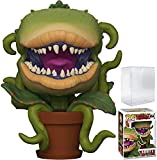 Funko Pop! Movies: Little Shop of Horrors - Audrey II Vinyl Figure (Bundled with Pop Box Protector Case)