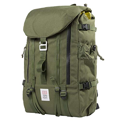 Topo Designs Mountain Backpack One Size Olive