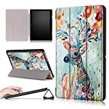 Xuanbeier Ultra Slim Case Compatible with Huawei MediaPad