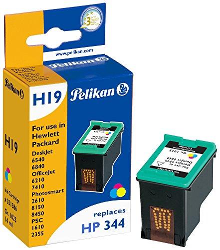 Pelikan H19 C9363EE Druckerpatrone (ersetzt HP 344) 3-farbig
