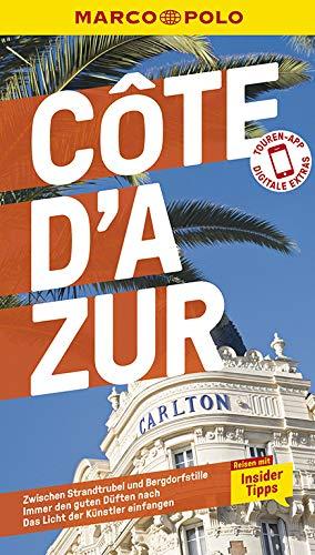 MARCO POLO Reiseführer Cote d\'Azur: Reisen mit Insider-Tipps. Inkl. kostenloser Touren-App