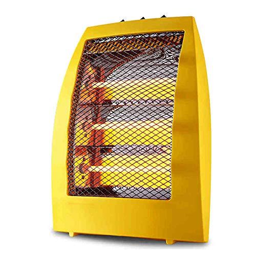 LHA Radiateur électrique Tube de Quartz Domestique prêt à Ouvrir, C'est-à-dire, Appareil de Chauffage thermoélectrique, Appareil de Chauffage de Bureau, Petit réchaud de Cuisson Chaleur Douce