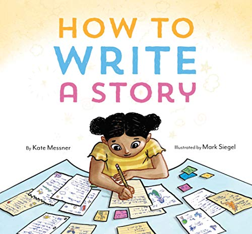How to Write a Story: (Read-Aloud Book, Learn to Read and Write)