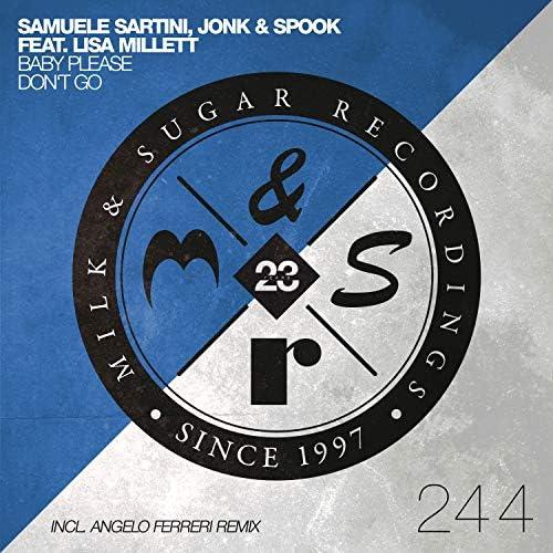 Samuele Sartini & Jonk & Spook feat. Lisa Millett