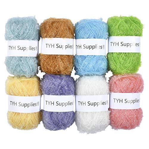 crochet scrubber - 4