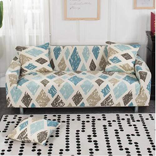 NOBCE Funda de sofá Funda de sofá elástica Funda de sofá elástica Funda de sofá seccional Proteger el sofá 90-140CM