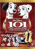 101 dalmations dvd