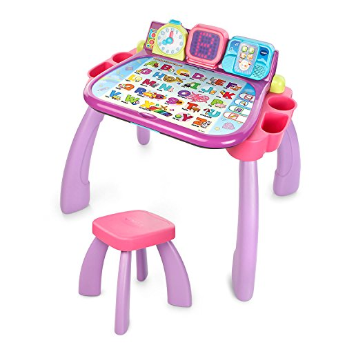 VTech Touch and Learn Activity Desk,...