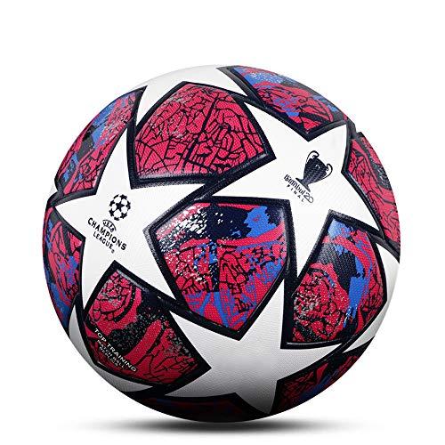 CNSTZX Profi Erwachsene Fußball, Jugend Kinder Trainingsball Sportball, Kleinkinder, Fußballtraining Freizeitball für Drinnen und Draußen, Spielballs Ball für Kleinkinder/Mädchen/Jungen