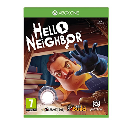 Hello Neighbor (Xbox One) [Xbox One] [UK IMPORT]