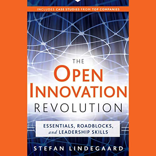 The Open Innovation Revolution cover art