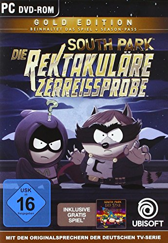 South Park: Die rektakuläre Zerreißprobe - Gold Edition - (uncut) - [PC]