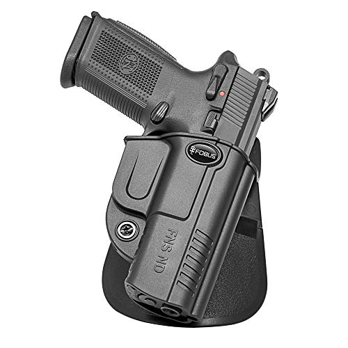 Fobus FNS ND Paddle Conceal Concealed Carry Holster FNS9 & FNS40, Full Size and Compact