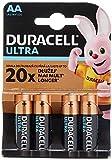 Duracell Battery Set Alkaline Ultra Power AA/LR6 (Alkaline Manganese; 4)