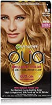 Garnier Olia Ammonia Free Hair Color [8.0] Medium Blonde 1 Each (Pack of 3)
