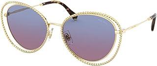 Miu Miu Womens Sunglasses Special Project MU 59VS, 5AK08B, 54