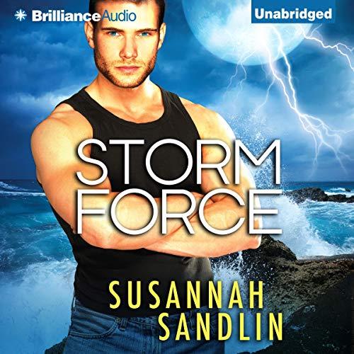 Storm Force audiobook cover art